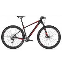 Bicicleta Focus Raven Max Pro 22G 29 carbon/redm 2018