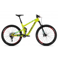 Bicicleta Focus Jam C Lite 27.5 12G lime 2018