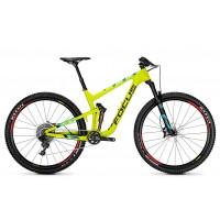 Bicicleta Focus Jam C Lite 29 12G lime 2018