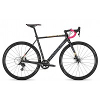 Bicicleta Focus Mares Sram Apex 1 11G blackfreestyle 2018