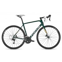 Bicicleta Focus Paralane 105 22G racing green 2018