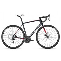 Bicicleta Focus Paralane 105 22G black/red/white 2018