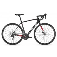 Bicicleta Focus Paralane Al 105 22G black/red/white 2018