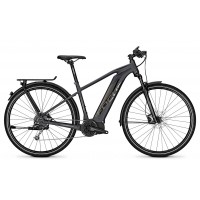 Bicicleta electrica Focus Jarifa2 IStreet 9G 29 greym 36v/17.0ah 2018