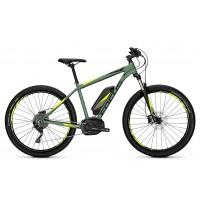 Bicicleta electrica Focus Jarifa2 EX Pro Plus 10G 27.5 greym 36v/13,4ah 2018