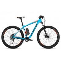 Bicicleta electrica Focus Whistler2 Plus 9G 27.5 blue 36v/7,0ah 2018