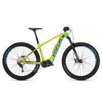 Bicicleta electrica Focus Bold2 29 11G green/blue 36v/10,5ah 2018