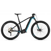 Bicicleta electrica Focus Bold2 29 PRO 11G blackm/blue 36v/10,5ah 2018