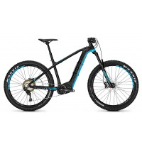 Bicicleta electrica Focus Bold2 Plus 11G 27.5 blackm/blue 36v/10,5ah 2018