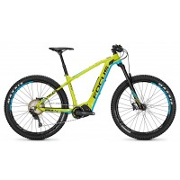 Bicicleta electrica Focus Bold2 Plus 11G 27.5 green/blue 36v/10,5ah 2018