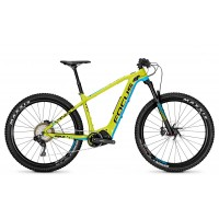 Bicicleta electrica Focus Bold2 Plus Pro 11G 27.5 green/blue 36v/10,5ah 2018
