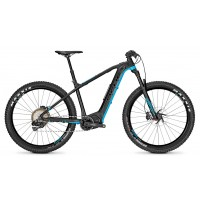 Bicicleta electrica Focus Bold2 Plus Pro 11G 27.5 blackm/blue 36v/10,5ah 2018