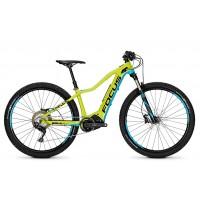 Bicicleta electrica Focus Bold2 XS 11G 26 green/blue 36v/10,5ah 2018