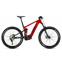 Bicicleta electrica Focus Jam2 C Plus 11G 27.5+ red/black 36v/10,5ah 2018