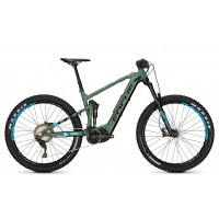Bicicleta electrica Focus Jam2 Plus 11G 27.5+ greenm/blackm 36v/10,5ah 2018