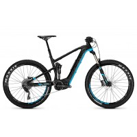 Bicicleta electrica Focus Jam2 Plus LTD 10G 27.5+ blackm/blue 36v/10,5ah 2018