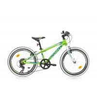 Bicicleta Sprint Apolon 20 verde/albastru/alb 2016