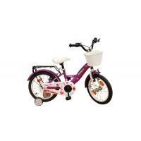 Bicicleta copii Robike Alice 16 violet
