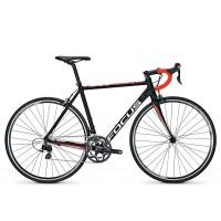Bicicleta Focus Cayo Al 105 22G magicblackmatt 2017 - 480mm (XS)
