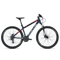Bicicleta Focus Whistler Evo 27 24G royalblue 2017 - 400mm (S)