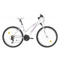Bicicleta Sprint Karolina 26 alb/violet 2017-430mm
