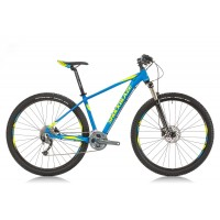 Bicicleta Shockblaze R6 29 albastru mat 2017 48 cm