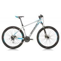 Bicicleta Shockblaze R3 27.5 gri mat 2017 48 cm