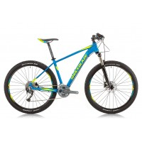 Bicicleta Shockblaze R6 27.5 albastru mat 2017 48 cm
