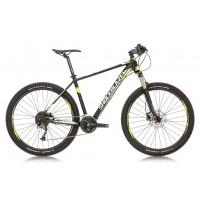 Bicicleta Shockblaze R6 27.5 negru mat 2018 41 cm
