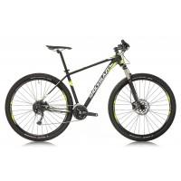 Bicicleta Shockblaze R6 29 negru mat 2018 43 cm