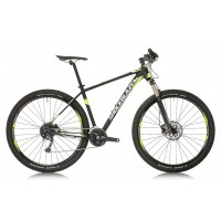 Bicicleta Shockblaze R6 29 negru mat 2018 48 cm