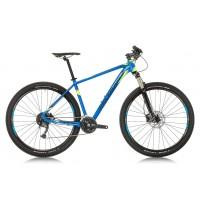 Bicicleta Shockblaze R6 29 albastru lucios 2018 43 cm
