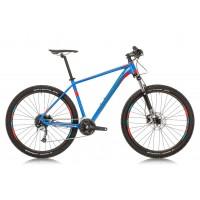 Bicicleta Shockblaze R5 27.5 albastru lucios 2018 44 cm
