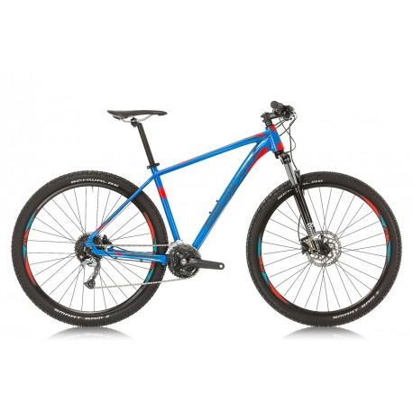 Bicicleta Shockblaze R5 29 albastru lucios 2018 48 cm