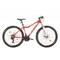 Bicicleta Al. Robike Hunter 27.5 rosu/alb 2017-450 mm