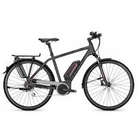 Bicicleta electrica Focus Aventura2 8G DI 28 greymatt 36v/11,0ah 2018