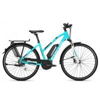 Bicicleta electrica Focus Aventura2 8G TR 28 blue 36v/11,0a 2018