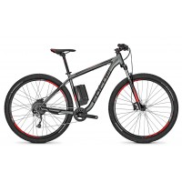 Bicicleta electrica Focus Whistler2 9G 27.5 greym 36v/7,0ah 2018
