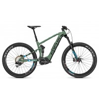 Bicicleta electrica Focus Jam2 Pro Plus 11G 27.5 greenm/blackm 36v/10,5ah 2018 - 470mm (L)