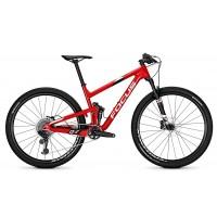Bicicleta Focus O1E Pro 12G 29 red/white 2018 - 450mm (M)
