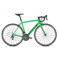 Bicicleta Focus Izalco Race Ultegra 22G green 2018 - 540mm (M)