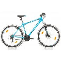 Bicicleta Sprint Active 27.5 albastru/alb 2017-430 mm
