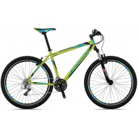 Bicicleta Sprint Dynamic 29 verde/cyan 2018-430 mm