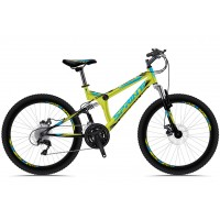Bicicleta Sprint Element DB 24 verde 2018