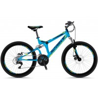 Bicicleta Sprint Element DB 24 cyan 2018