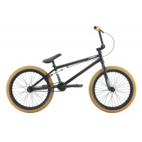 Bicicleta BMX HARO Boulevard negru lucios 20.5 2018
