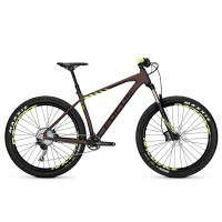 Bicicleta Focus Bold Factory 10G 27.5 earthbrownmatt 2018