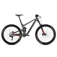 Bicicleta Focus Jam Evo 22G 27.5 irongreymatt 2018