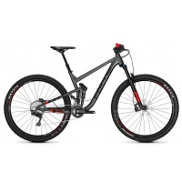 Bicicleta Focus Jam Evo 22G 29 irongreymatt 2018
