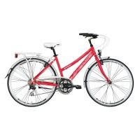 Bicicleta Adriatica Boxter HP 21V Donna coral 45 cm